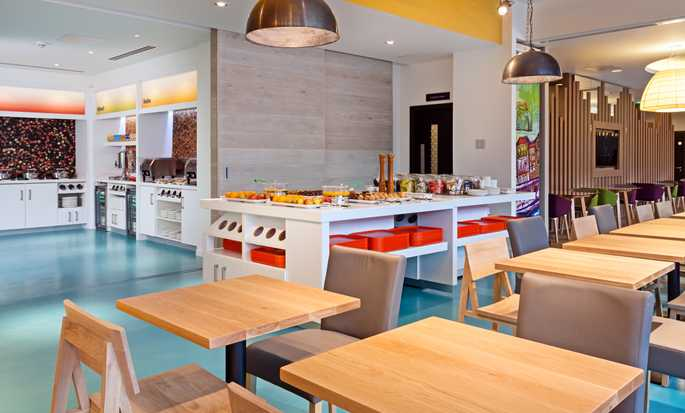 Hotel Hampton by Hilton London Waterloo, Regno Unito - Area per la prima colazione
