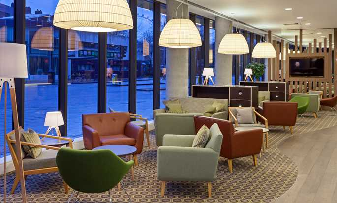 Hotel Hampton by Hilton London Waterloo, Regno Unito - Lobby