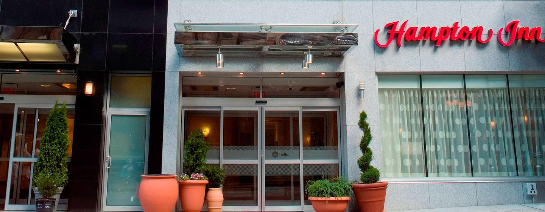 Hotel Hampton Inn Manhattan/Times Square South, New York, Stati Uniti d'America - Esterno hotel