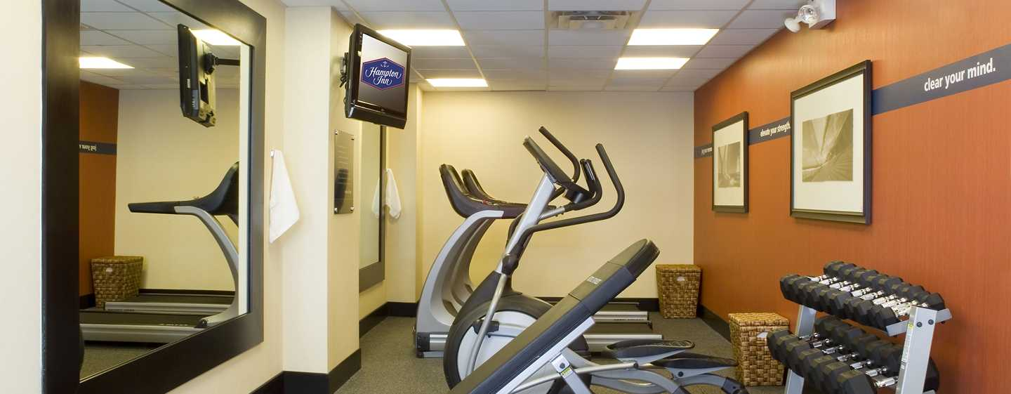 Hotel Hampton Inn Manhattan/Times Square South, New York, Stati Uniti d'America - Fitness center