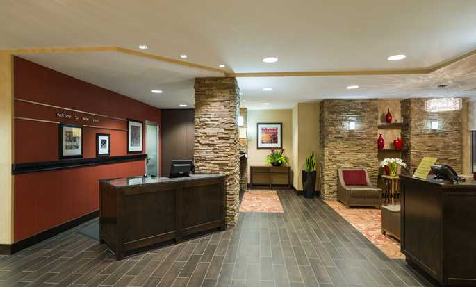 Hotel Hampton Inn Manhattan/Times Square South, New York, Stati Uniti d'America - Lobby