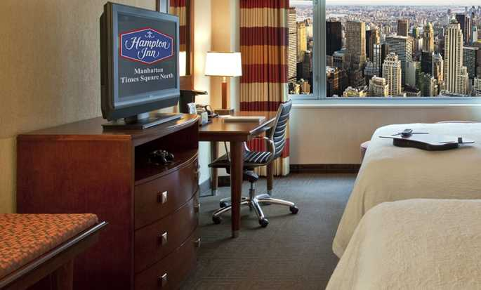 Hotel Hampton Inn Manhattan-Times Square North, Stati Uniti d'America - Camera doppia