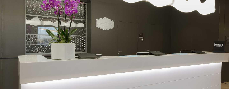 Hampton by Hilton Rome East, Roma - Reception