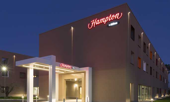 Hampton by Hilton Rome East, Roma - Esterno