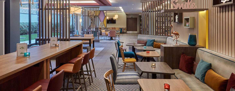 Hotel hampton berlin city west vicino al kurf rstendamm for Tassa di soggiorno amsterdam
