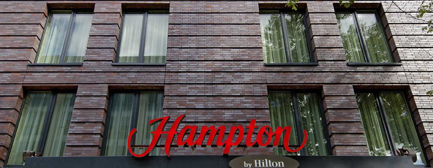 Hotel Hampton by Hilton Berlin City West, Berlino, Germania - Esterno hotel