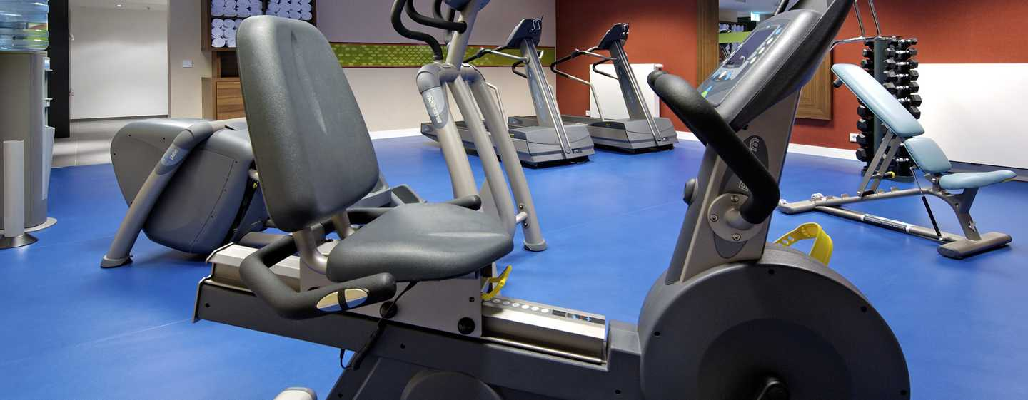 Hotel Hampton by Hilton Berlin City West, Berlino, Germania - Sala fitness