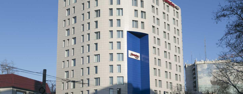 Hotel Hampton by Hilton Voronezh, Russia - Esterno hotel
