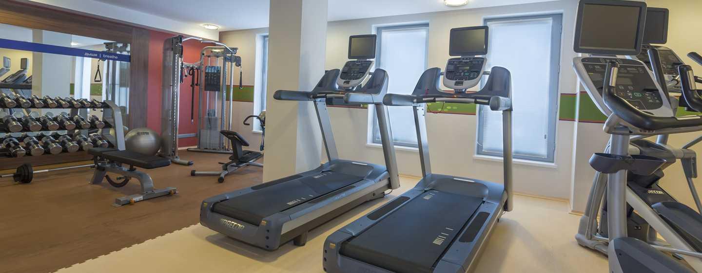 Hotel Hampton by Hilton Voronezh, Russia - Fitness center