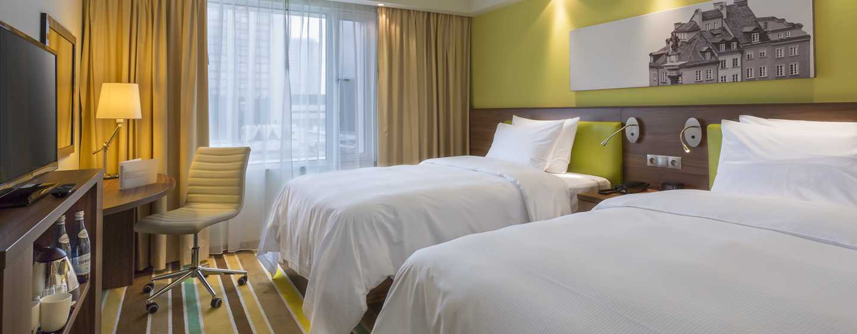 Hotel Hampton by Hilton Warsaw City Centre, Polonia