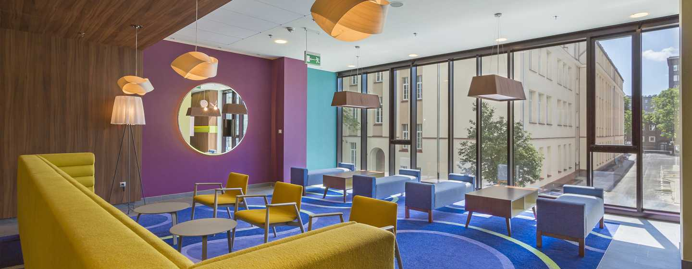 Hotel Hampton by Hilton Warsaw City Centre, Polonia - Area colazione