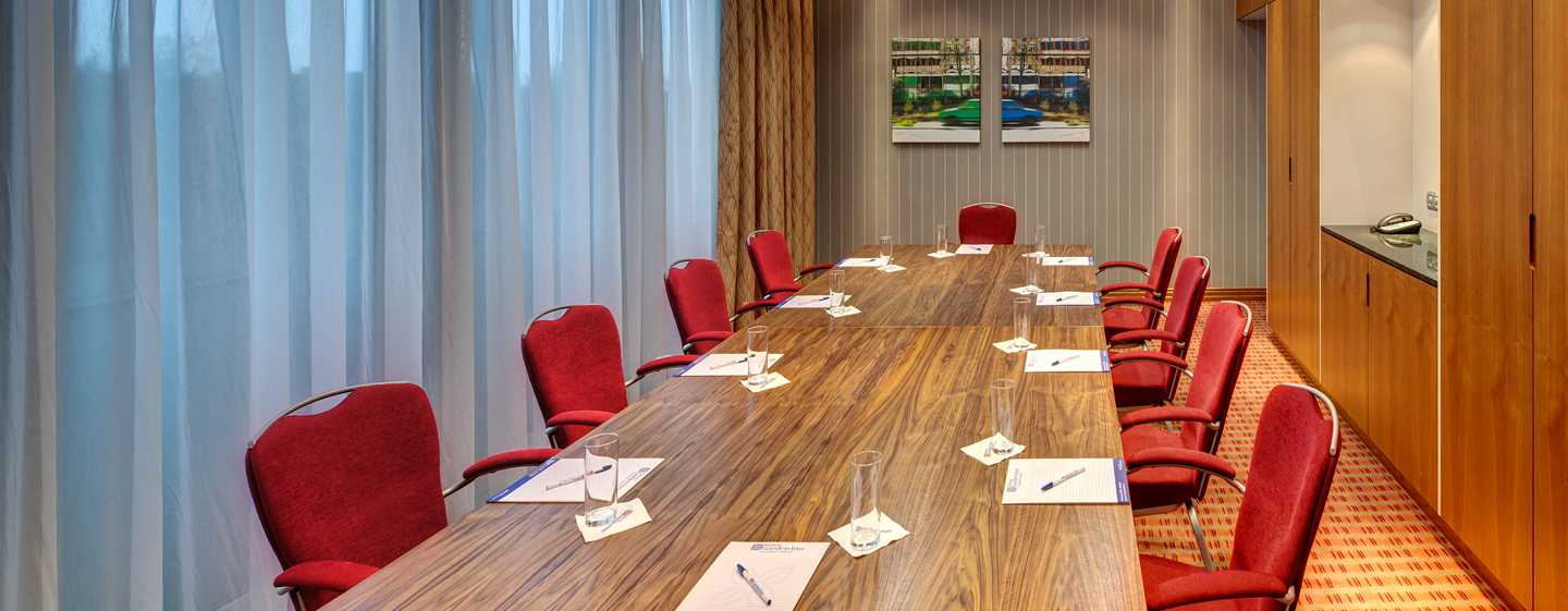 Hotel Hilton Garden Inn Frankfurt Airport, Germania - Sala meeting