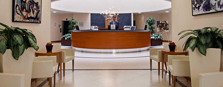 Hotel Hilton Garden Inn Milan Malpensa, Italia - Reception