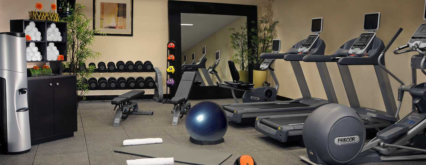 Hotel Hilton Garden Inn New York/West 35th Street, Stati Uniti - Fitness Center