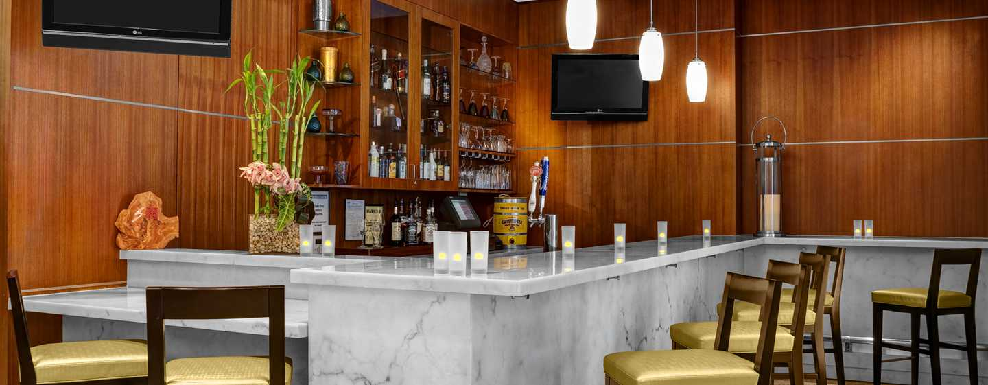 Hotel Hilton Garden Inn New York/West 35th Street, Stati Uniti - Lobby Bar