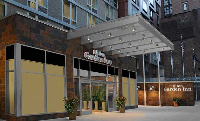 Hotel Hilton Garden Inn New York/West 35th Street, Stati Uniti - Esterno dell'hotel
