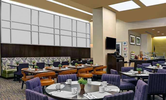 Hotel Hilton Garden Inn New York/West 35th Street, Stati Uniti - Garden grille