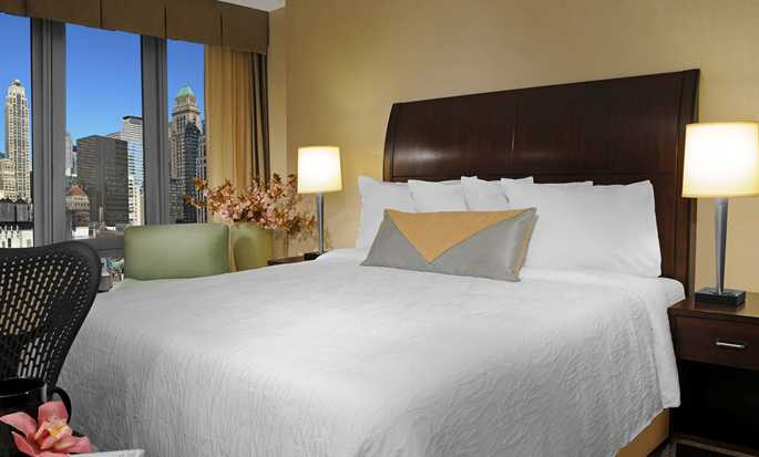Hotel Hilton Garden Inn New York/West 35th Street, Stati Uniti - Camera con letto king size