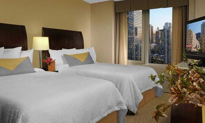 Hotel Hilton Garden Inn New York/West 35th Street, Stati Uniti - Camera doppia con letti separati