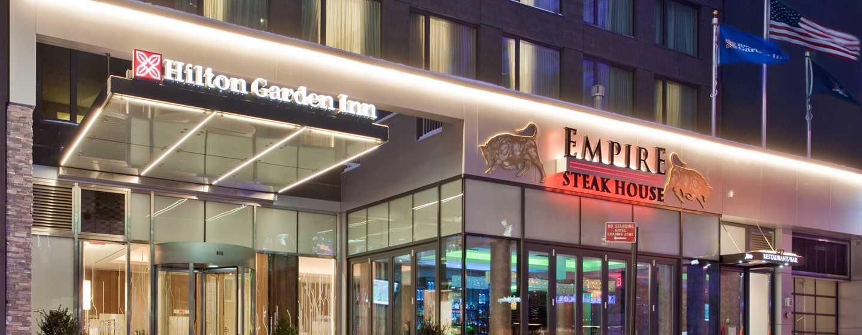 Hotel Hilton Garden Inn New York/Central Park South-Midtown West, Stati Uniti - Esterno hotel