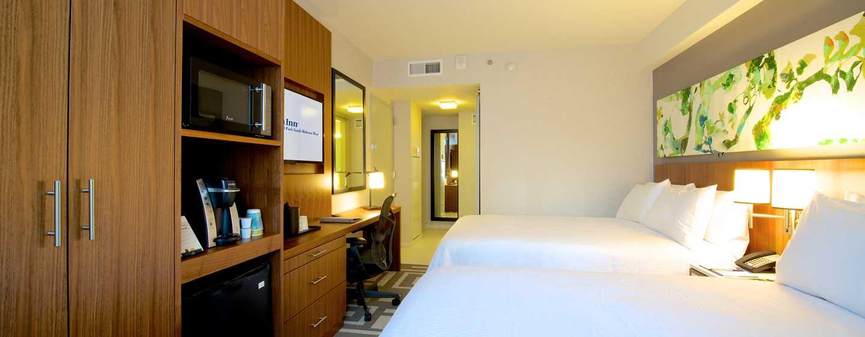 Hotel Hilton Garden Inn New York/Central Park South-Midtown West, Stati Uniti - Due letti matrimoniali