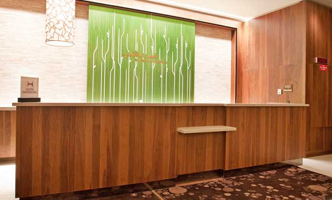 Hilton Garden Inn New York/Central Park South-Midtown West, Stati Uniti - Reception