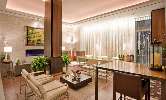 Hilton Garden Inn New York/Central Park South-Midtown West, Stati Uniti - Lobby