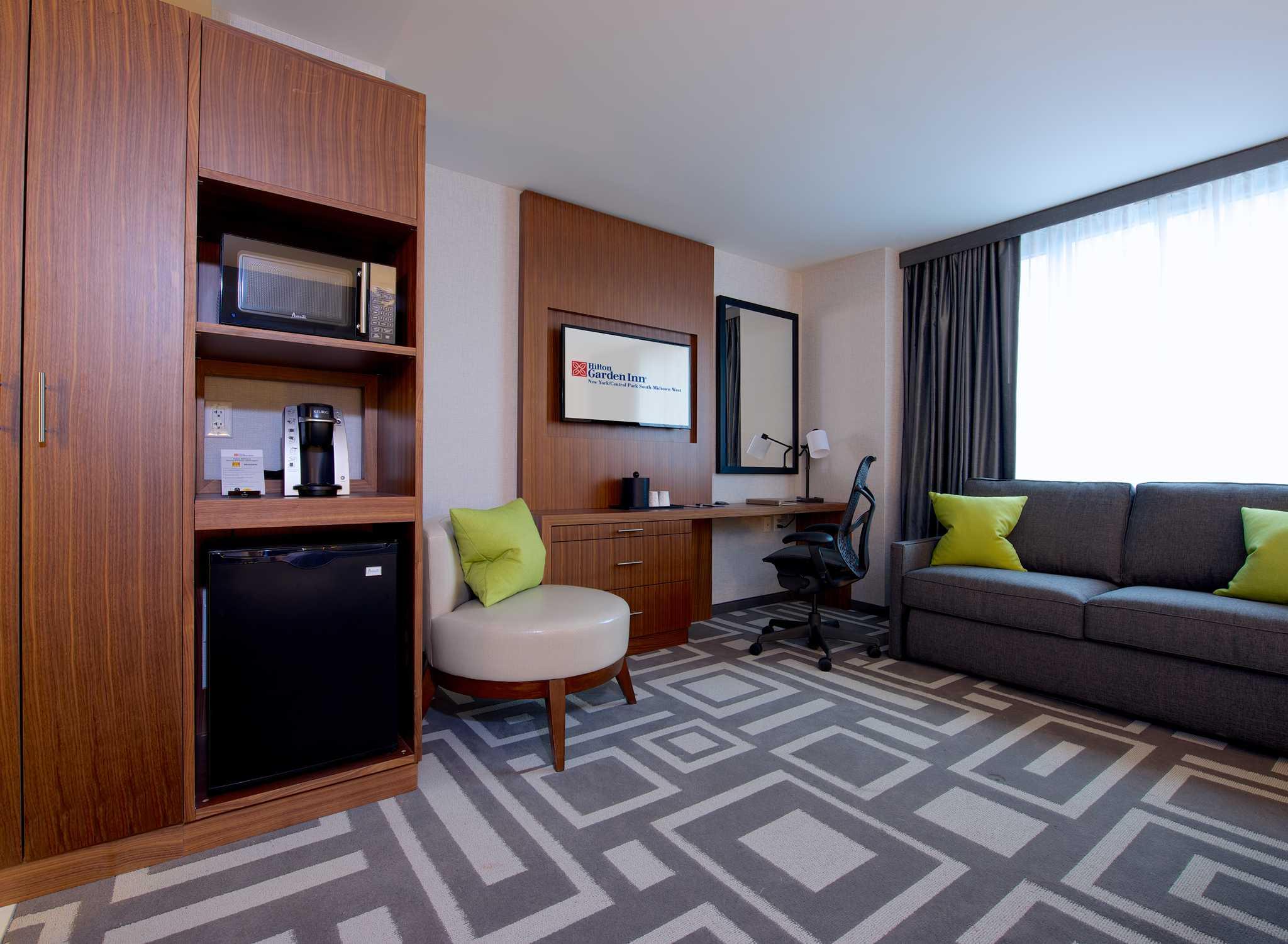 Hotel Hilton Garden Inn vicino a Central Park