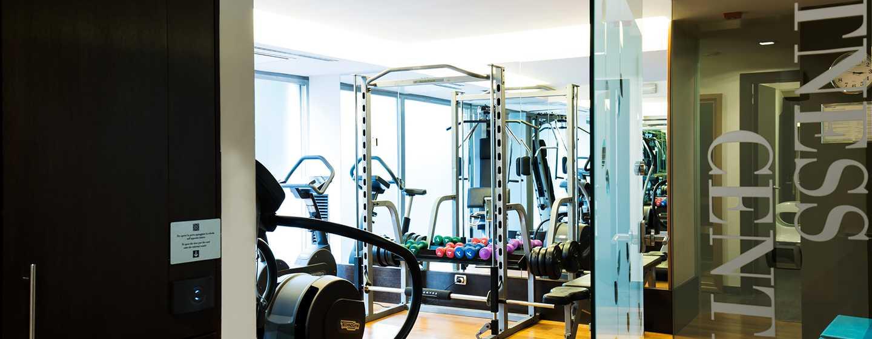 Hilton Garden Inn Rome Claridge, Italia - Fitness center