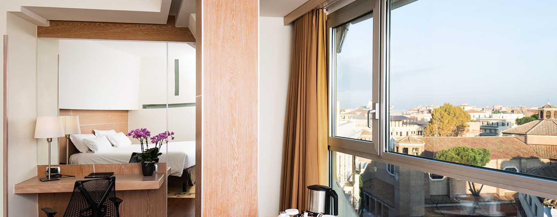 Hilton Garden Inn Rome Claridge, Italia - Suite Junior
