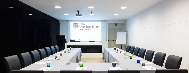 Hilton Garden Inn Rome Claridge, Italia - Sala meeting