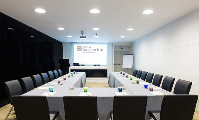 Hilton Garden Inn Rome Claridge, Italia - Sala meeting