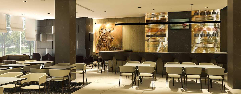 Hilton Garden Inn Tirana, Albania - Lounge bar