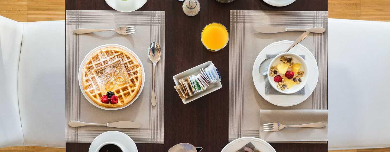 Hotel Hilton Garden Inn Venice Mestre San Giuliano, Italia - Prima colazione