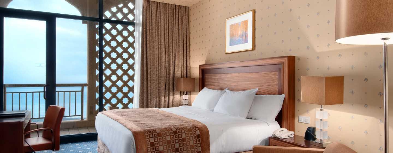 Hotel Hilton Algiers, Algeria - Camera Deluxe con letto king size
