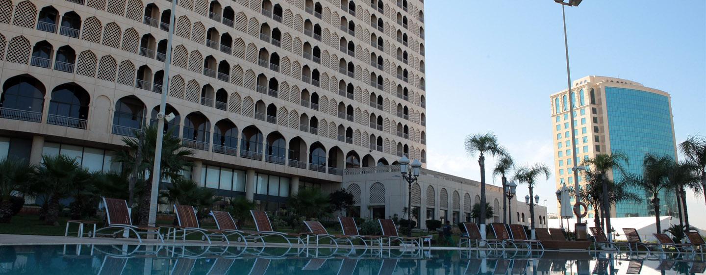 Hotel Hilton Algiers, Algeria - Esterno dell'Hilton Algiers