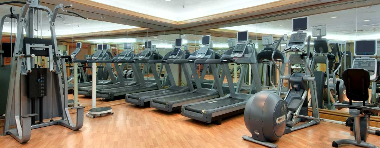 Hotel Hilton Algiers, Algeria- Fitness center