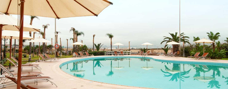Hotel Hilton Algiers, Algeria - Piscina esterna