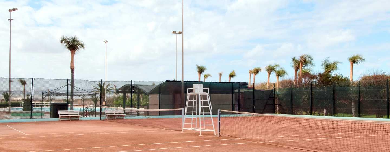 Hotel Hilton Algiers, Algeria - Campo da tennis