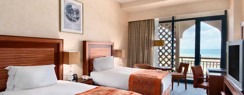 Hotel Hilton Algiers, Algeria - Camera Deluxe con letti separati