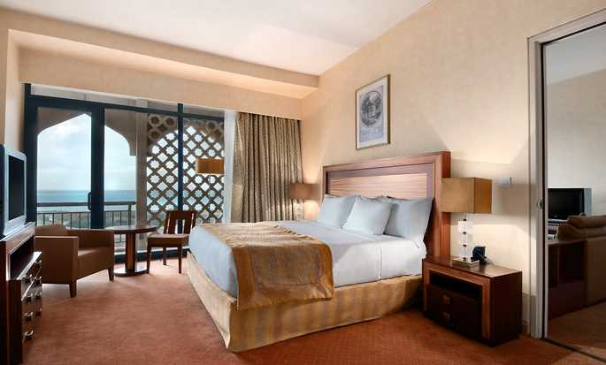Hotel Hilton Algiers, Algeria - Suite Junior con letto king size