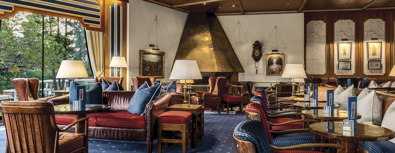 Hilton Amsterdam, Paesi Bassi - Half Moon Lounge