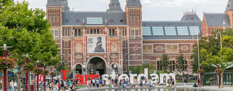 Hilton Amsterdam, Paesi Bassi - Museo nazionale d'Olanda