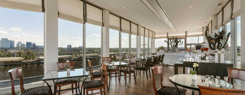 Hilton Amsterdam, Paesi Bassi - Executive Lounge