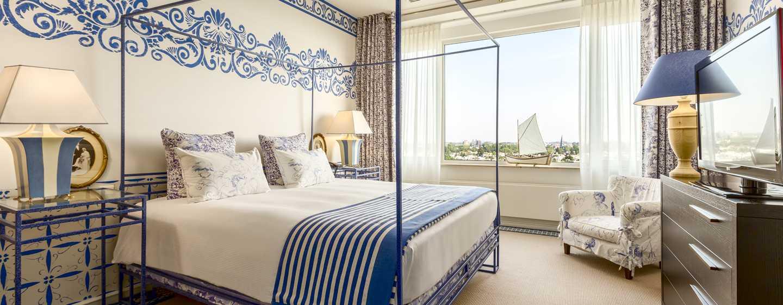 Hilton Amsterdam, Paesi Bassi - Suite Neptune