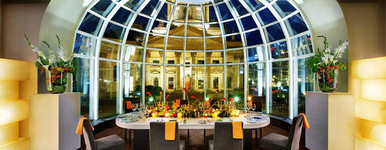 Hilton Berlin, Germania - Corner Suite - Ristorante Beletage