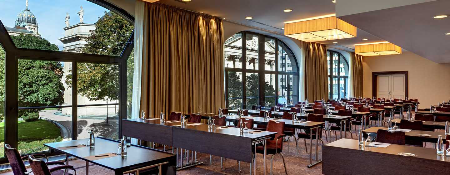 Hilton Berlin, Germania - Salone Corinth