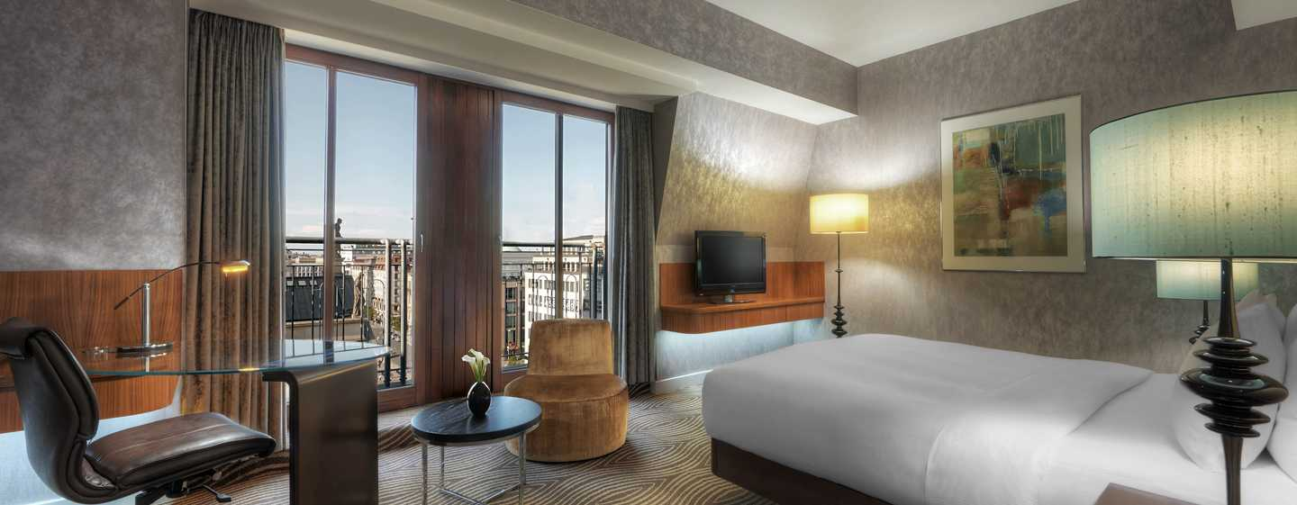 Hilton Berlin, Germania - Suite Duplex