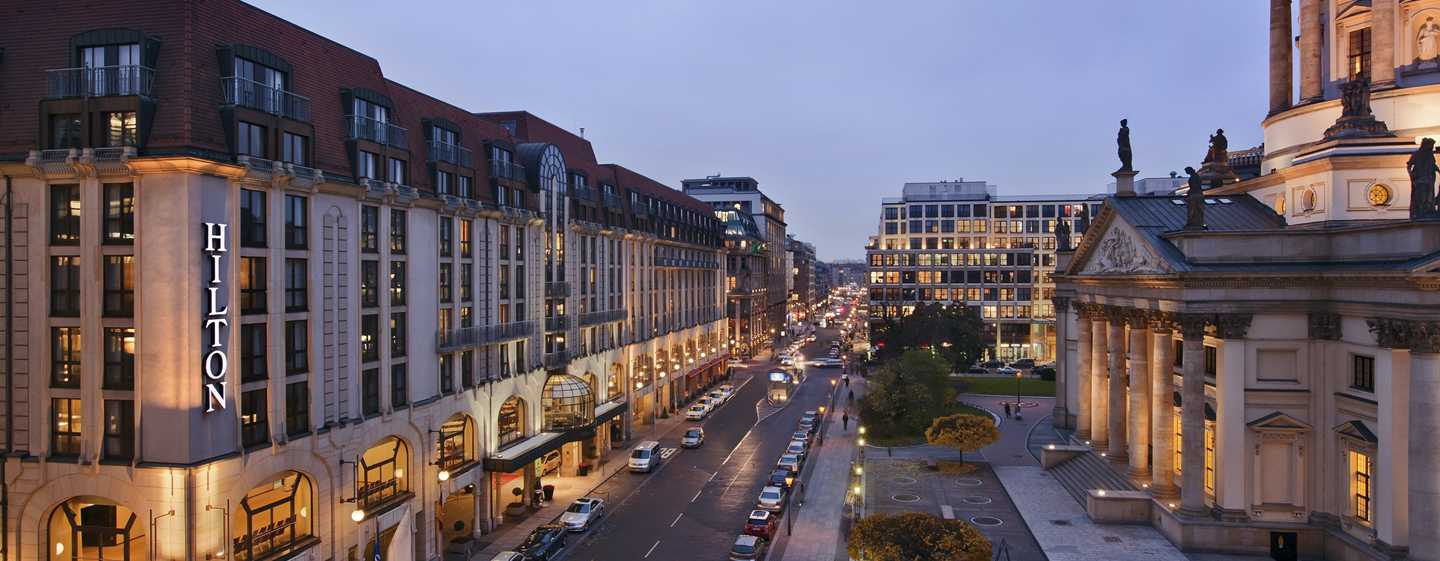 Hilton Berlin, Germania - Hilton Berlin
