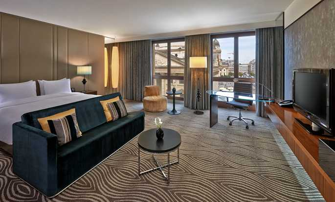Hilton Berlin, Germania - Suite Junior
